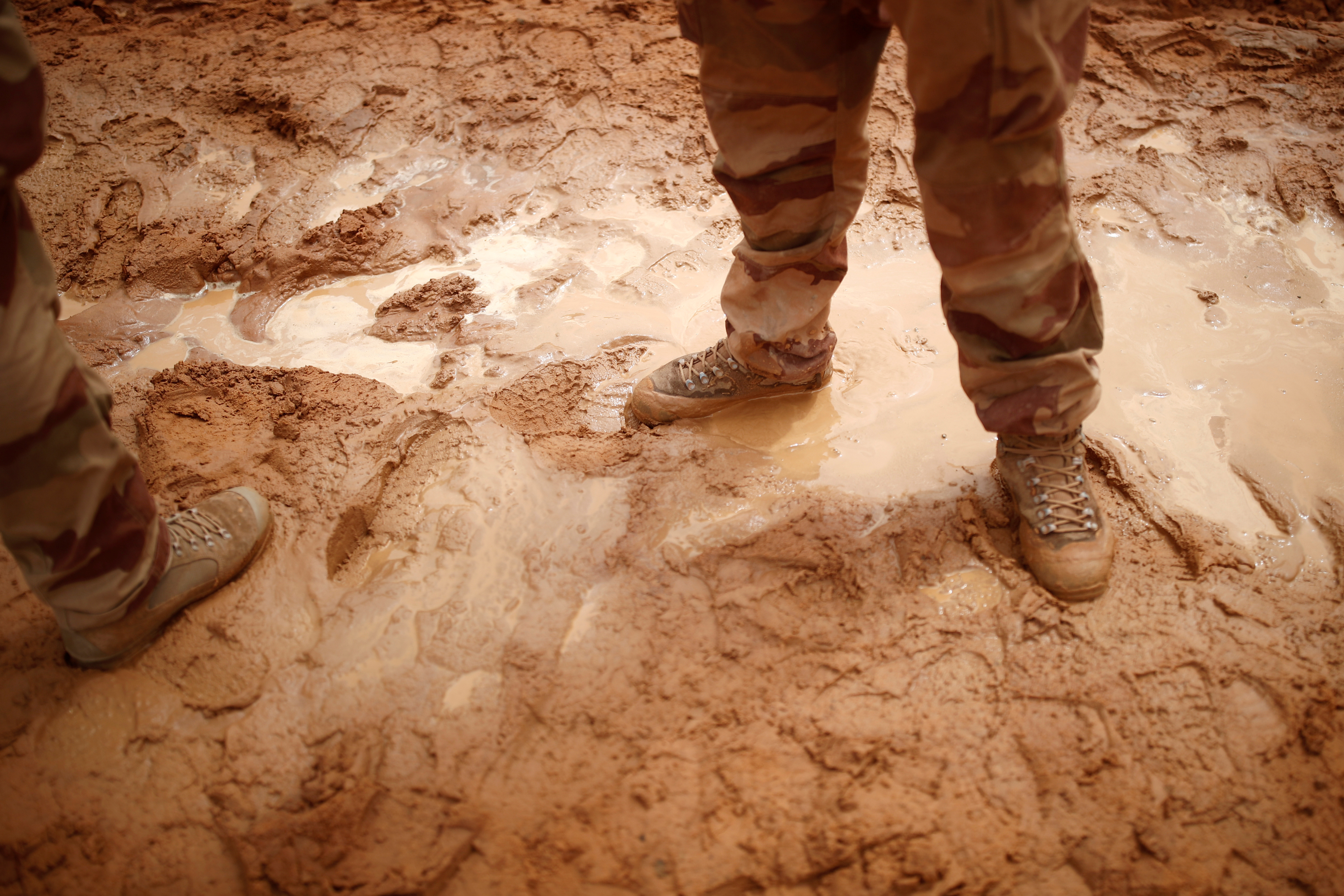 Two French soldiers killed during mission in Mali