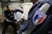 The abuse of identity checks has served for many in France as emblematic of broader alleged racism within police ranks [File: Eric Gaillard/Reuters]