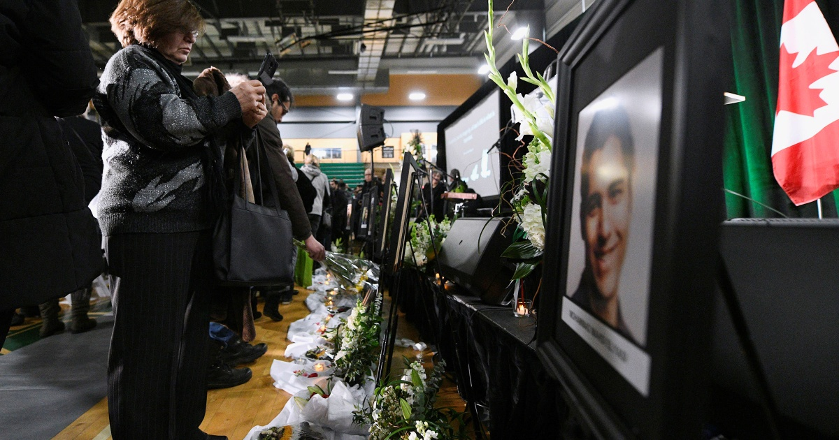 Search for answers continues one year after Iran plane crash thumbnail