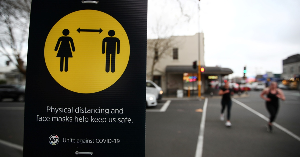 New Zealand detects first community COVID-19 case in two months |  Coronavirus pandemic News | Al Jazeera