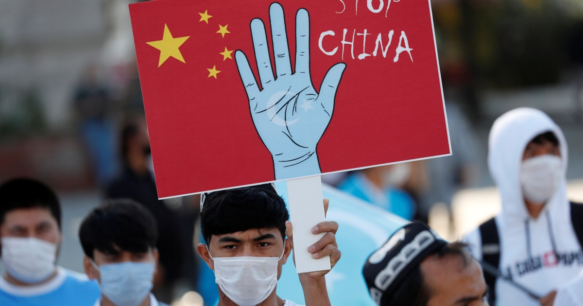 China possibly committed 'genocide' against Xinjiang Muslims thumbnail