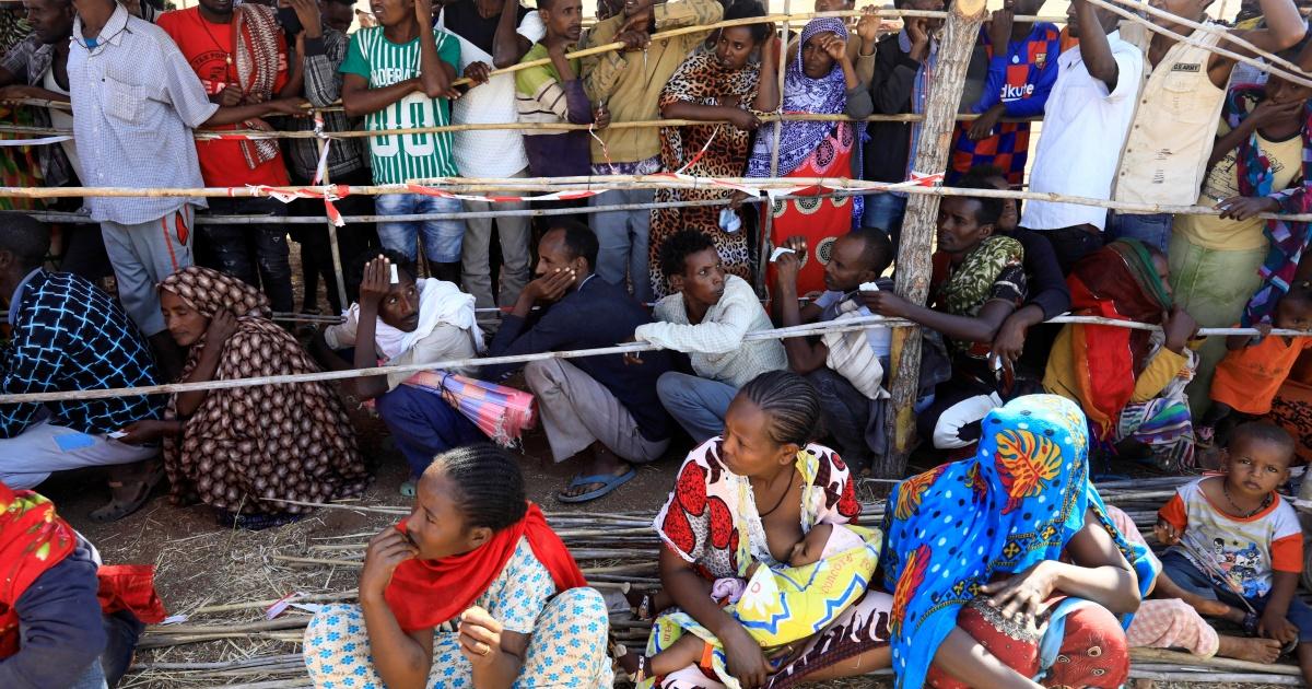PBB: Malnutrisi Tigray 'sangat serius', responnya sangat menyedihkan thumbnail