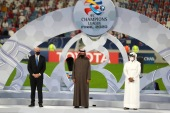 Saudi Arabia, Qatar and the United Arab Emirates are reportedly interested in staging games [File: Ibraheem Al Omari/Reuters]