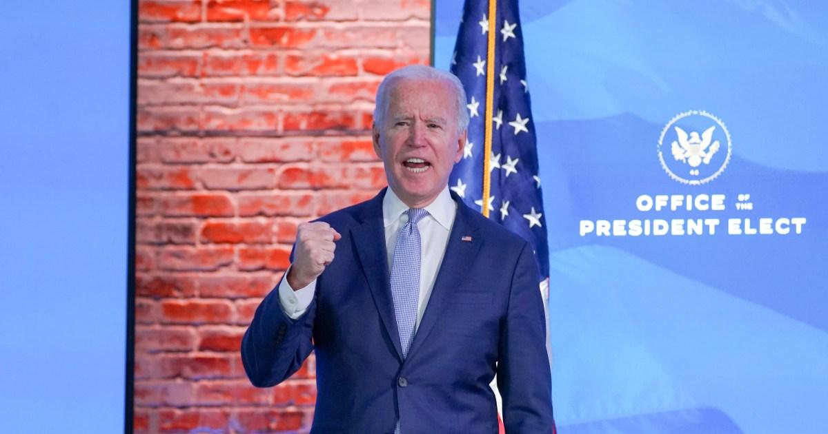 US President-elect Biden announces picks for economic team | Donald Trump News