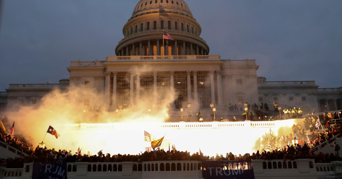 Can US democracy recover? undefined News