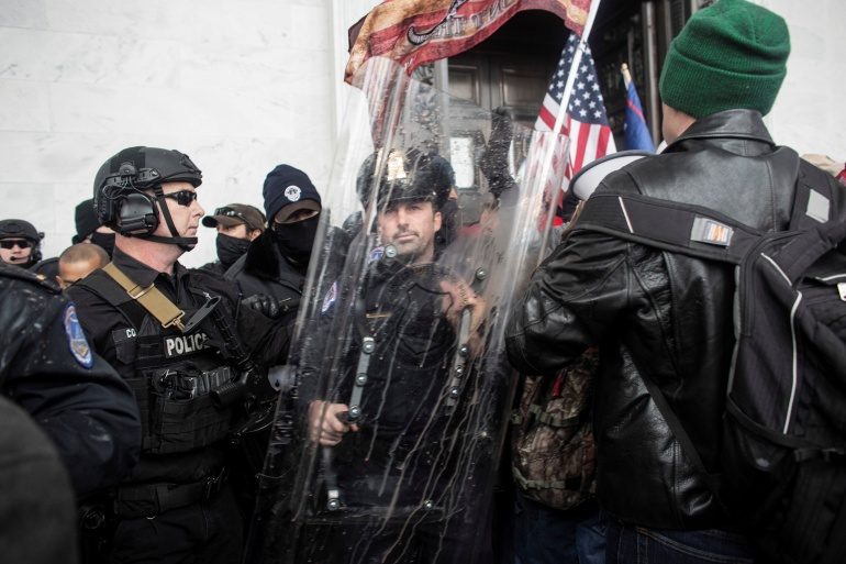 On Wednesday police said 68 arrests were made the majority for breaking a curfew put in place by the mayor of Washington DC Ahmed GaberReuters