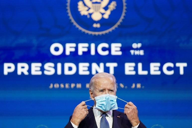 """Résultat de recherche d'images pour """"Joe Biden, Covid-19, usa, hospital"""""""