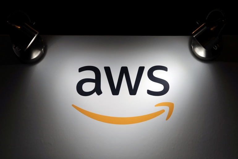 Amazon Web Services' announcement effectively takes Parler offline unless it can find a new company to host its services [File: Ivan Alvarado/Reuters]