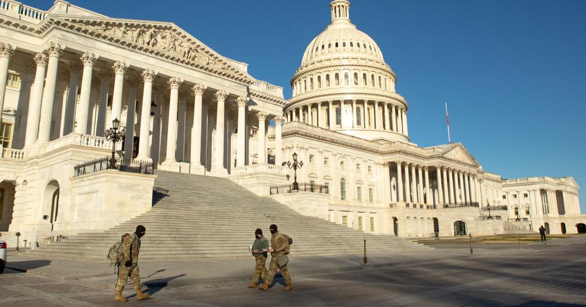 Washington, DC mayor wants tighter security at Biden inauguration