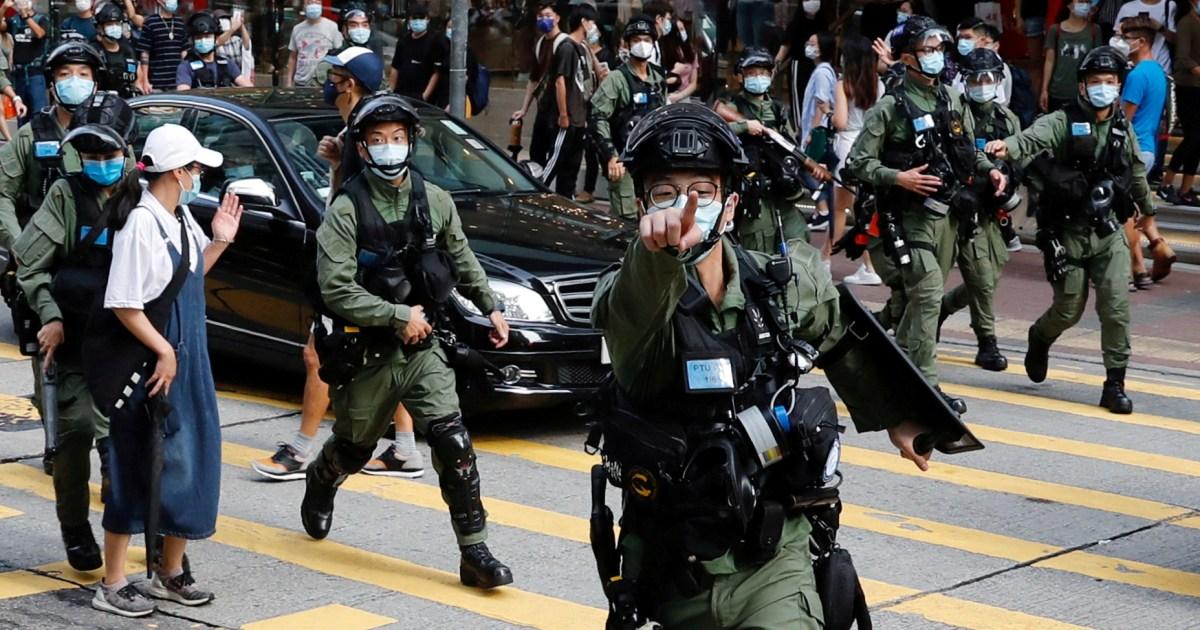 China plans further Hong Kong crackdown after mass arrest: report   Hong  Kong Protests News   Al Jazeera