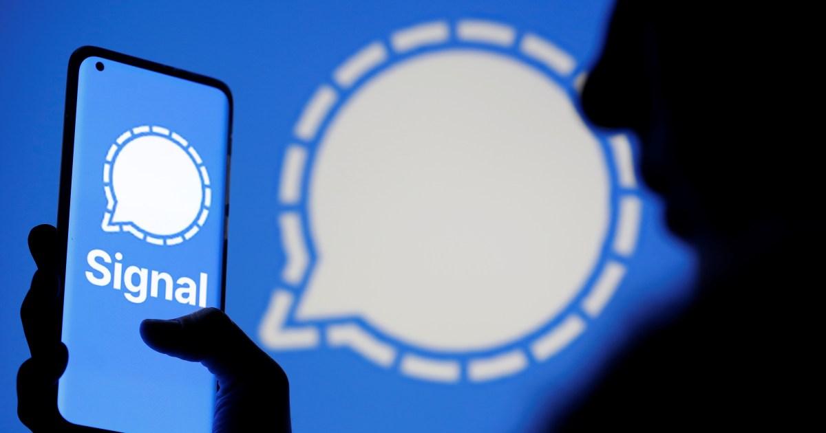 Iran blocks Signal messaging app after WhatsApp exodus - Al Jazeera English