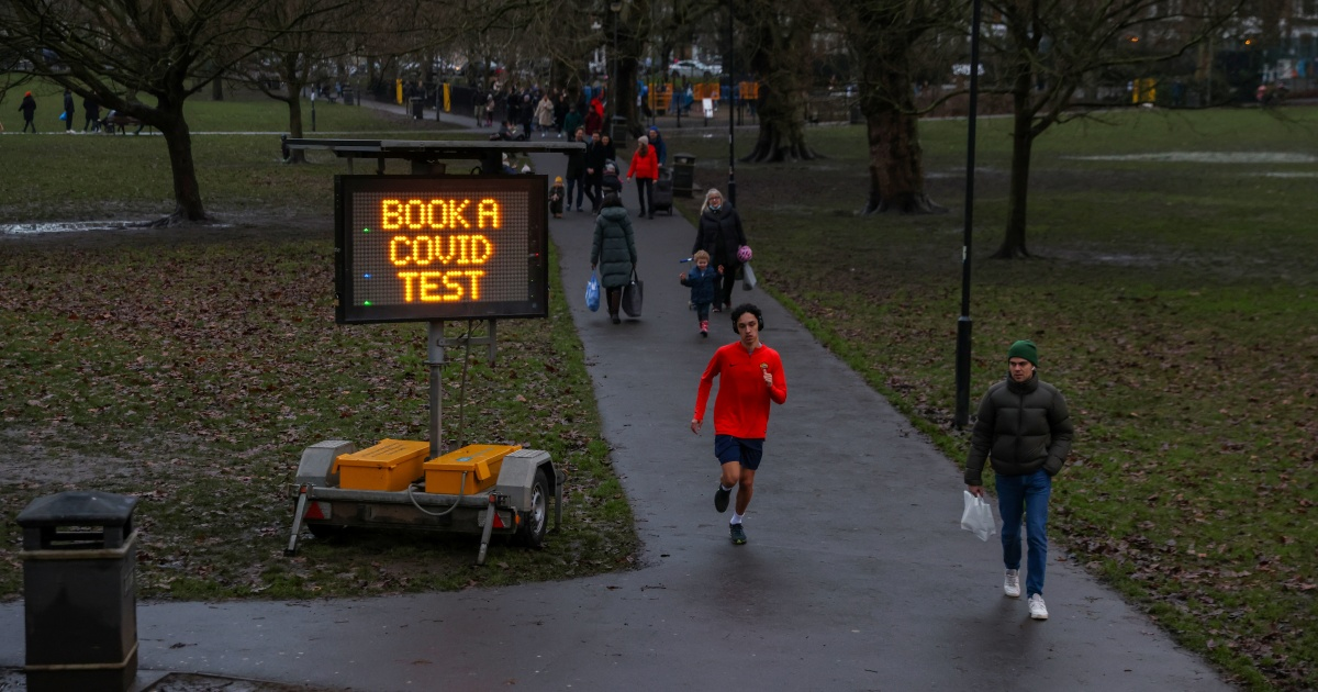 UK eyes easing of COVID-19 lockdown in March: Dwell