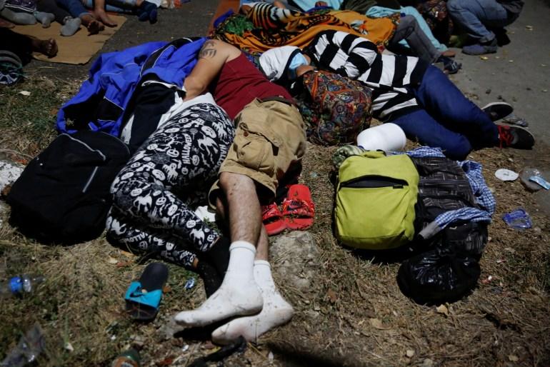 Hondurans remain hopeful despite Guatemala crackdown on caravan | Migration News