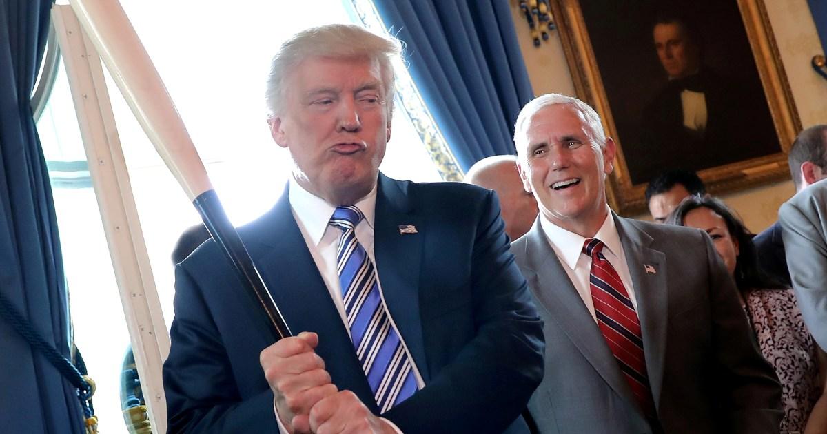 Whom might Donald Trump pardon before his presidency ends? thumbnail