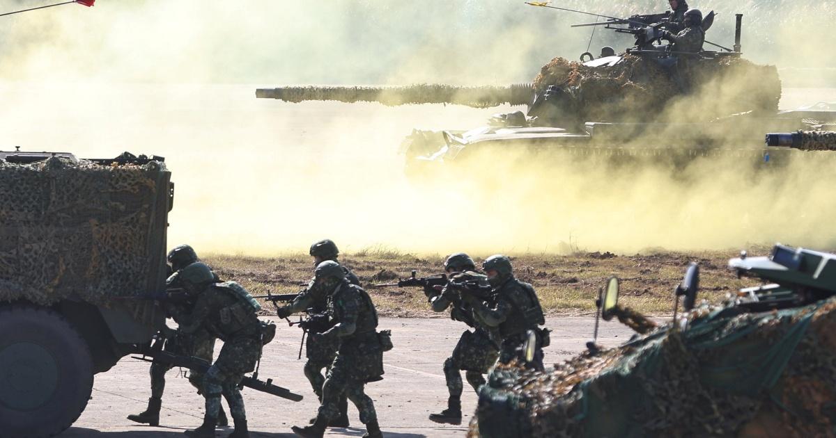 Taiwan to hold war games with computer-simulated Chinese invasion | China News | Al Jazeera