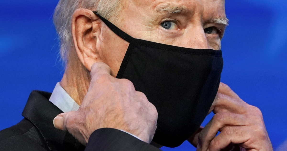 Biden galvanises COVID fight with US mask mandate, WHO ties