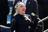 In a message posted earlier on her Twitter and Instagram accounts, Gaga said her 'heart is sick' over the violent robbery of her dogs [File: Brendan McDermid/Reuters]