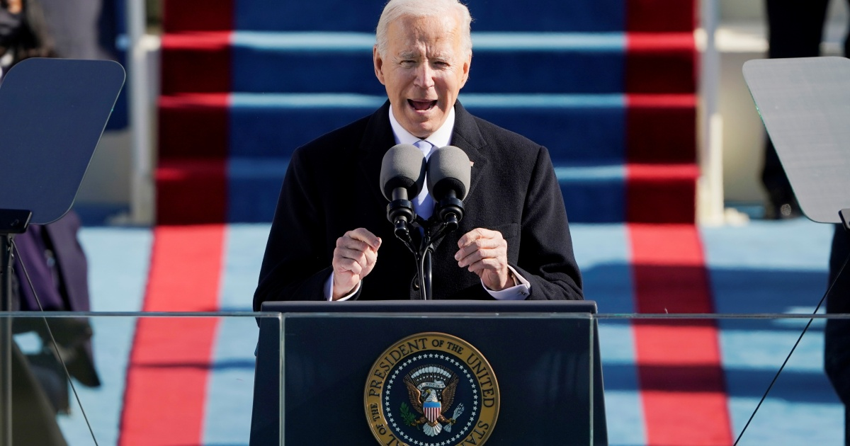 Joe Biden's inaugural address: Full transcript | US & Canada News