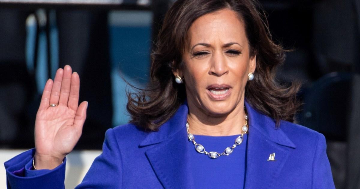 www.aljazeera.com: Kamala Harris: America's first female, Black vice president