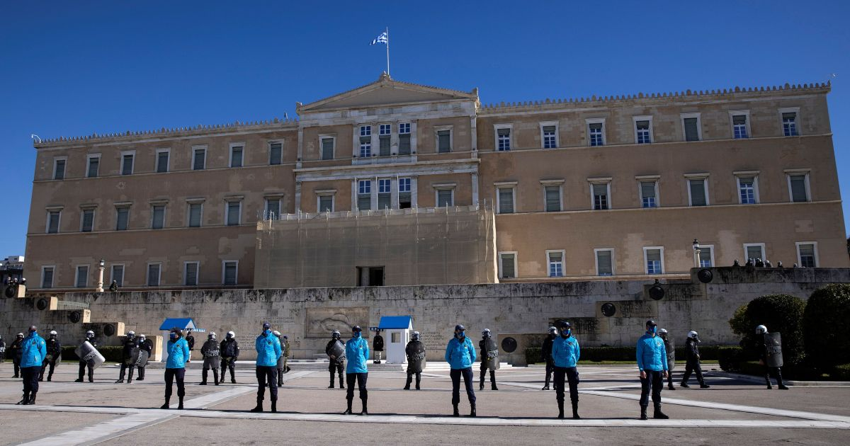 'We're afraid': Greek plan to police universities panics college students