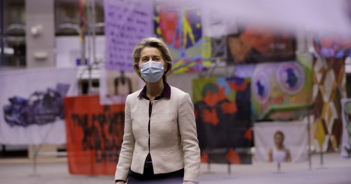 EU leaders 'discourage' travel, eye stricter curbs | Coronavirus pandemic News