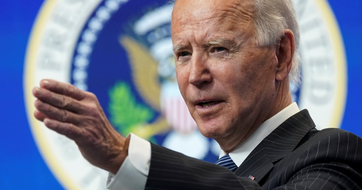 Biden vows to replace US government fleet with electric vehicles