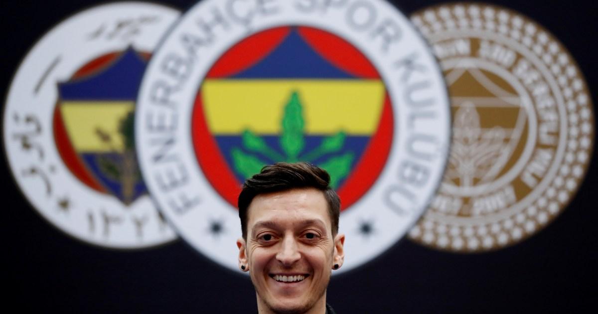Is Mesut Ozil S Dream Move To Fenerbahce A Gamble Football News Al Jazeera