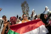 The 'state sponsor of terrorism' designation had limited Sudan's ability to receive aid [File: Fredrik Lerneryd/Bloomberg]