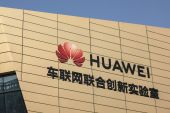 The US government considers Huawei a threat to national security [File: Qilai Shen/Bloomberg]