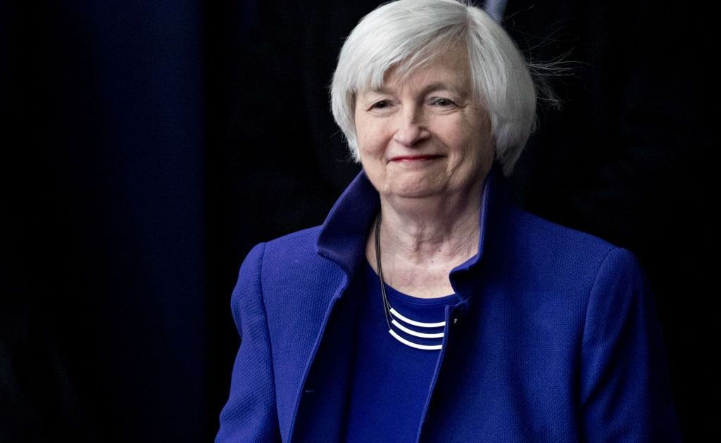 'Explosion of risk': Yellen will fight misuse of cryptocurrencies