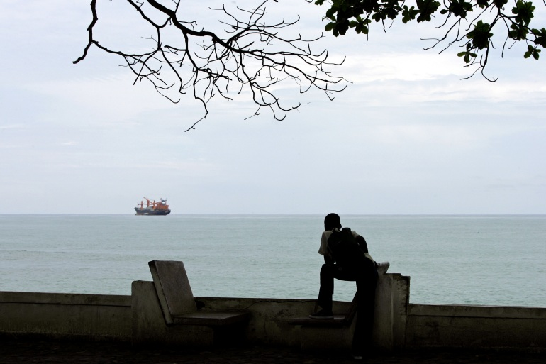 The Gulf of Guinea is the most dangerous sea in the world for piracy, according to the International Maritime Bureau [File: Armando Franca/AP]