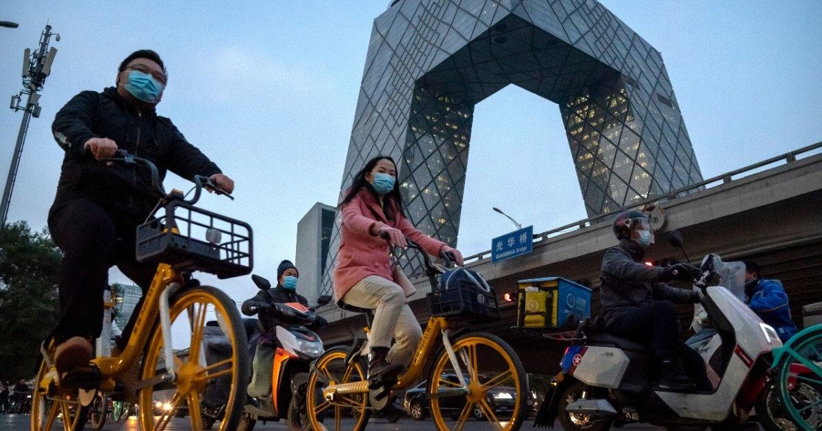 China's economy grew faster than expected in 2020 | Business and Economy News