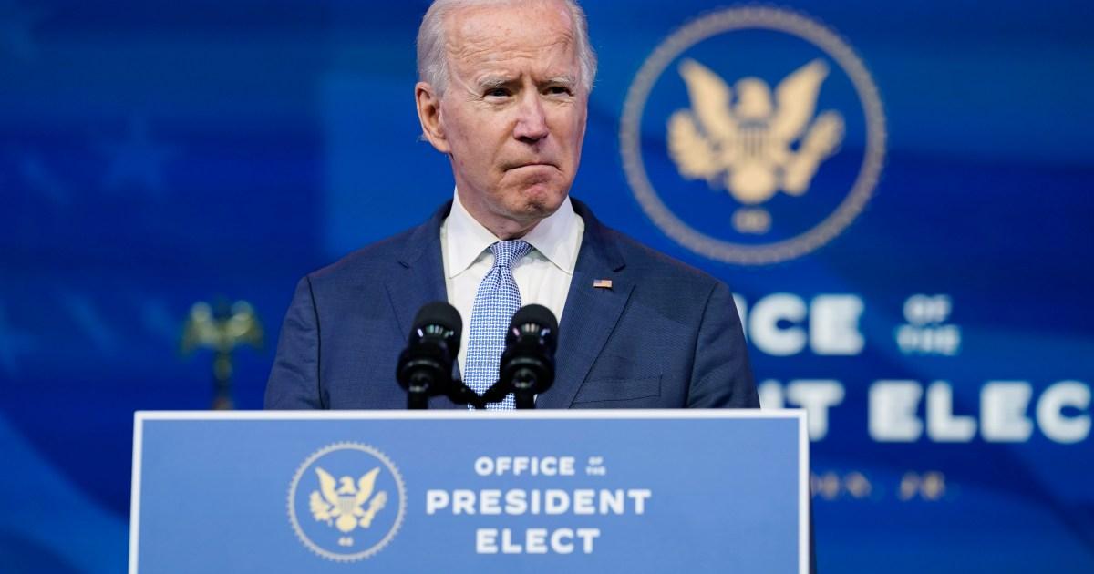 Biden denounces pro-Trump 'mob', Trump says he loves them thumbnail