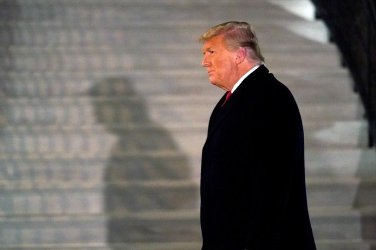 Trump, in farewell address, says movement 'only just beginning' | US  Elections 2020 News | Al Jazeera