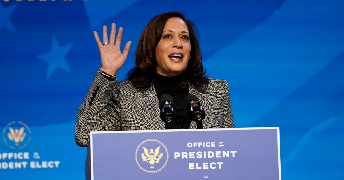 Kamala Harris: Vice president and Democratic Party heir apparent?