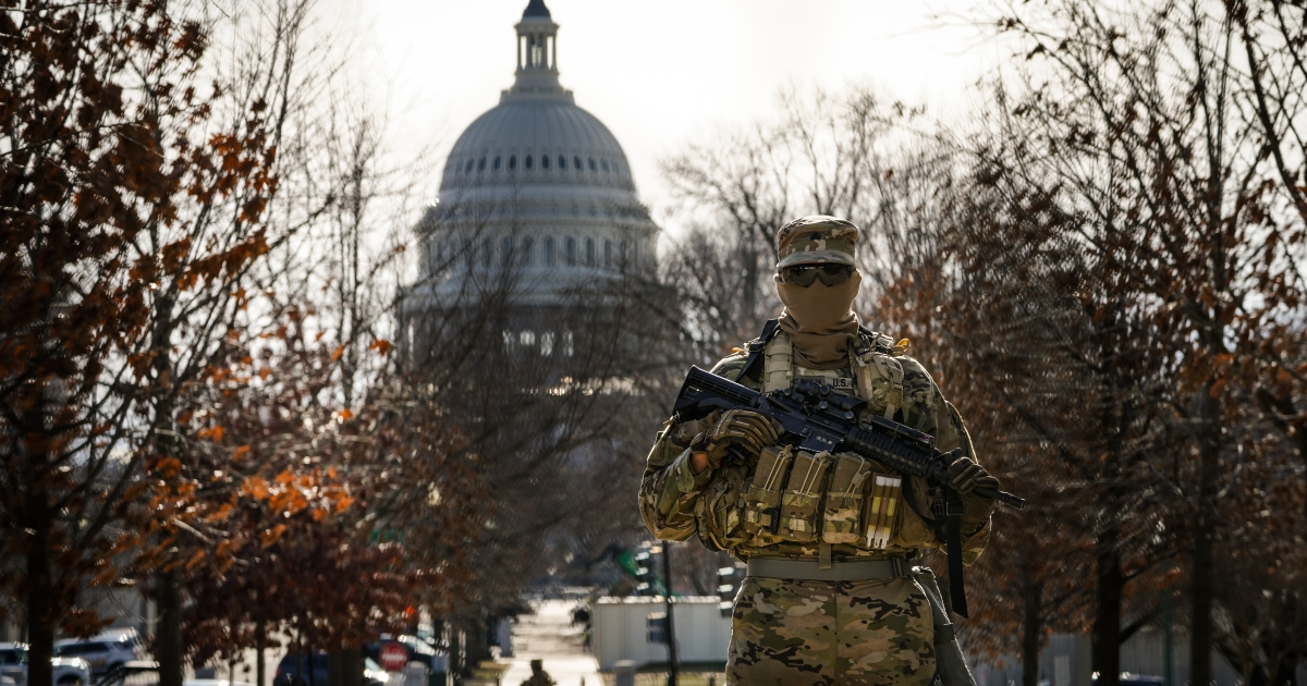 'It's a standstill': DC business reeling amid heightened security