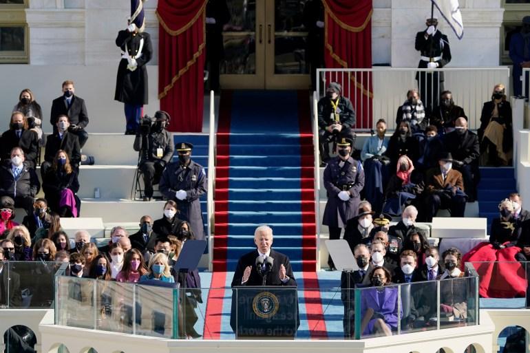 Joe Biden's inaugural address: Full transcript | US & Canada News