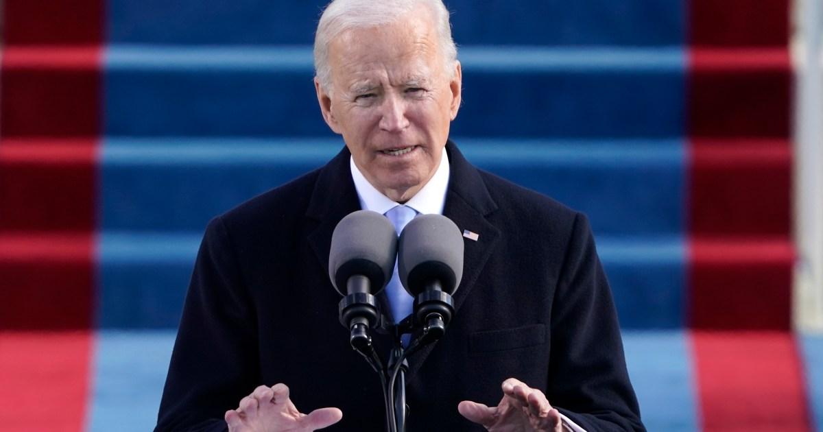 Biden signs orders to end 'Muslim ban', rejoin Paris climate deal
