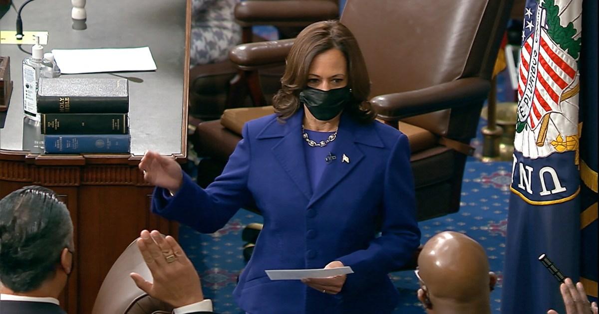 Democratic Party takes majority control of US Senate thumbnail