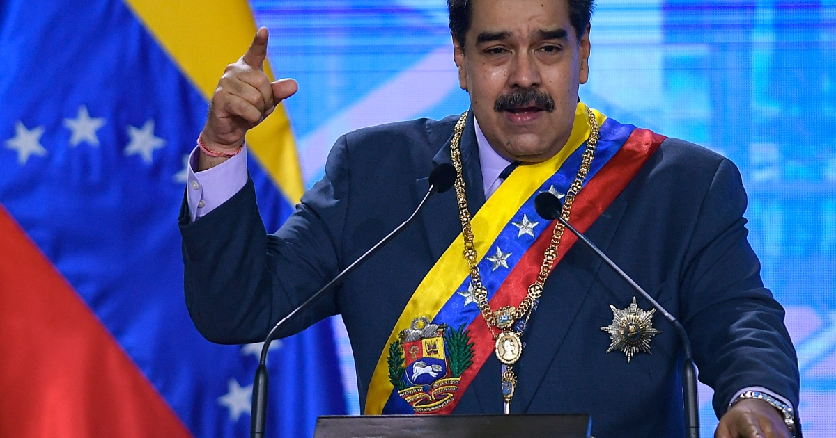 Colombian businessman wanted by US had Maduro-Iran letter thumbnail