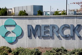 Merck said it will now focus instead on studying two possible treatments for COVID-19 that have yet to be approved by regulators [File: Seth Wenig/AP]
