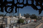 In the border city of Ben Guardane, the closing of the border with Libya due to anti-COVID measures has deeply affected the regional economy [Paula Gonzalez/Al Jazeera]