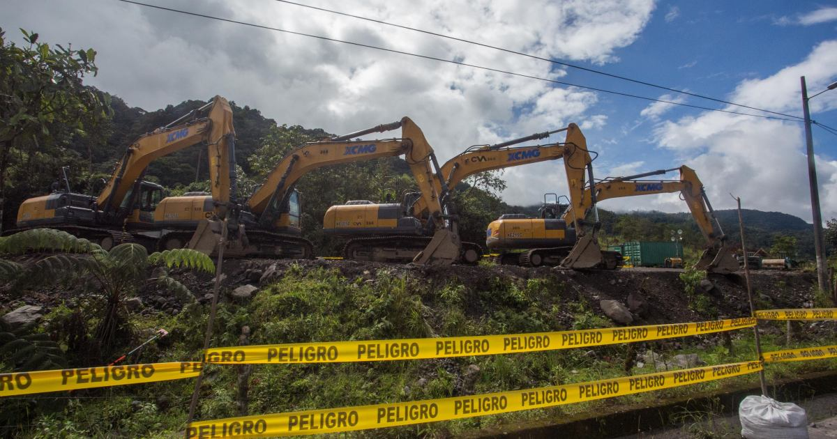 Ecuadorian Amazon: Three European banks stop funding trade of oil