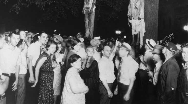 From lynchings to the Capitol: Racism and the violence of revelry