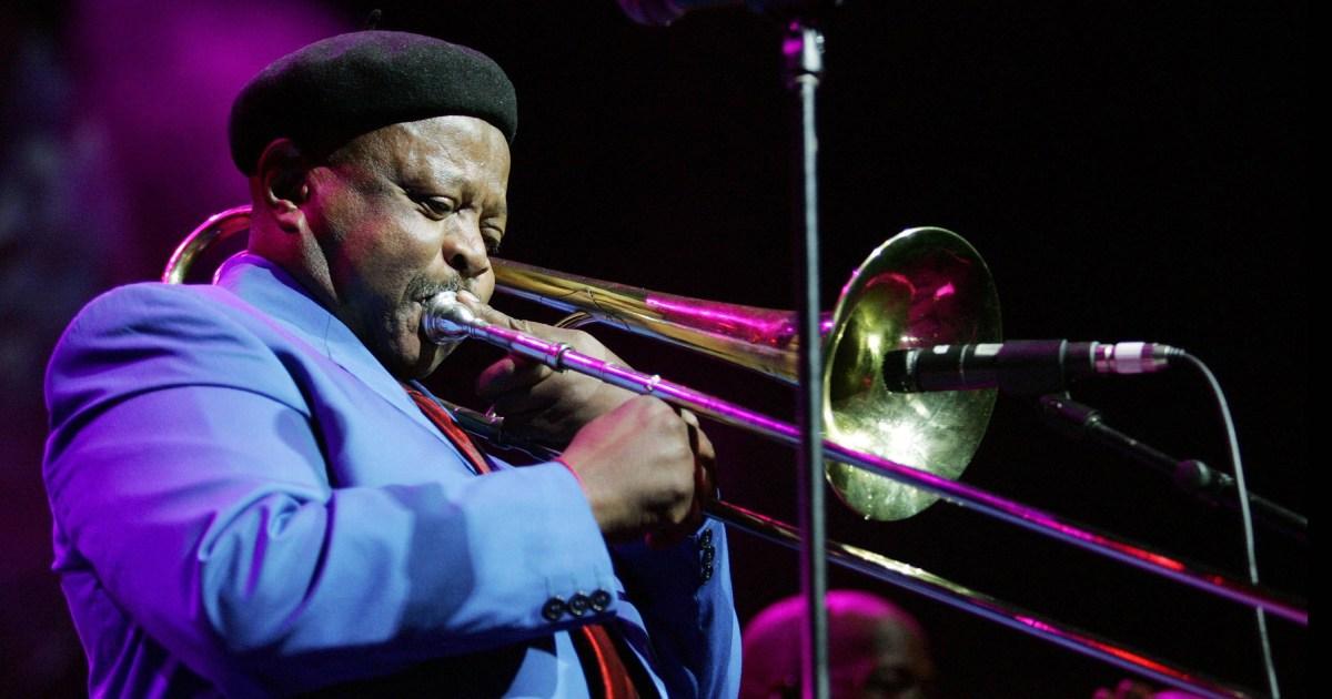 South African jazz 'giant' Jonas Gwangwa dies aged 83 thumbnail