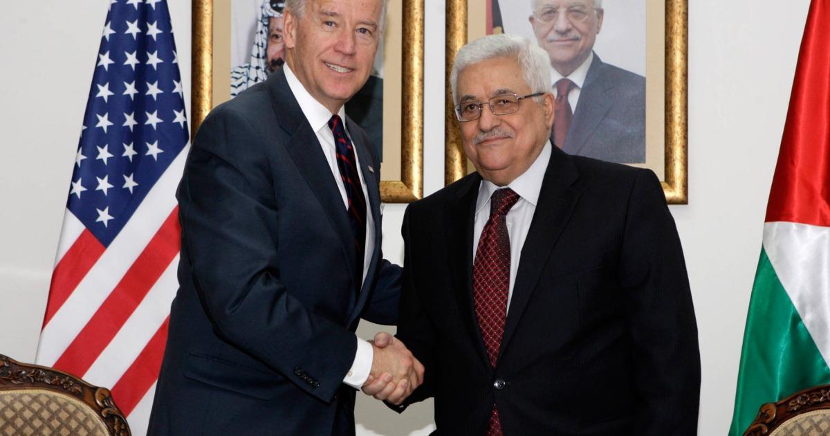 Biden administration 's trade plan to re – establish US – Palestinian ties  Politics News