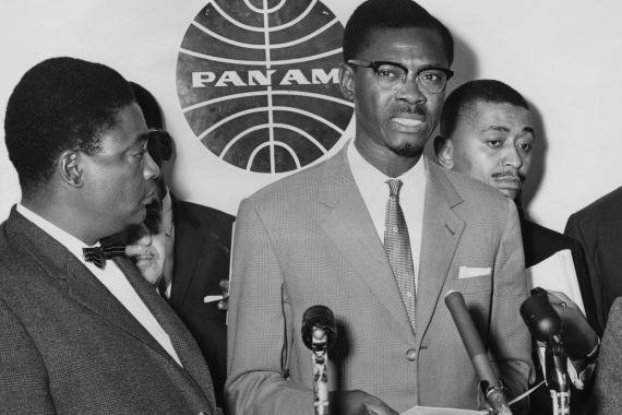 Patrice Lumumba was removed from his post as prime minister shortly after independence [File: Getty Images]