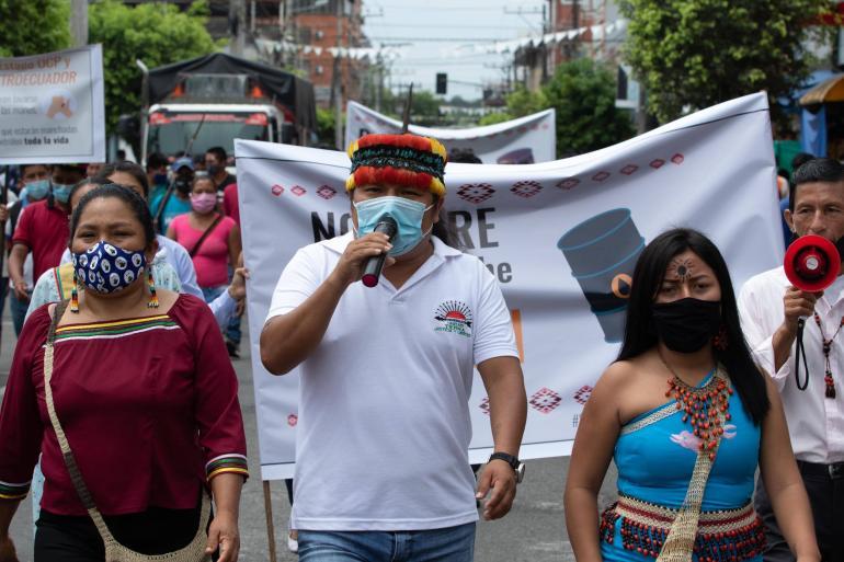 , Ecuadorian Amazon: Three European banks stop funding trade of oil,