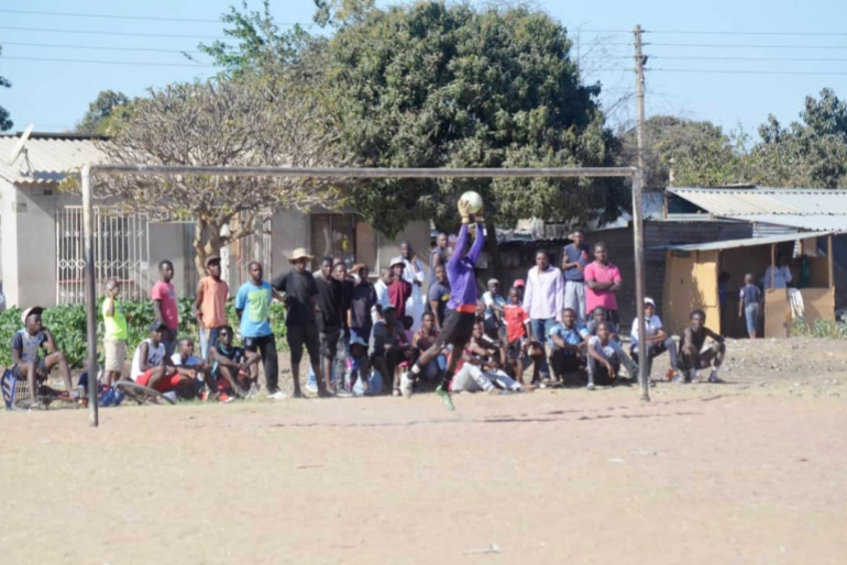 How Zimbabwe's footballers turned to 'money games' for survival