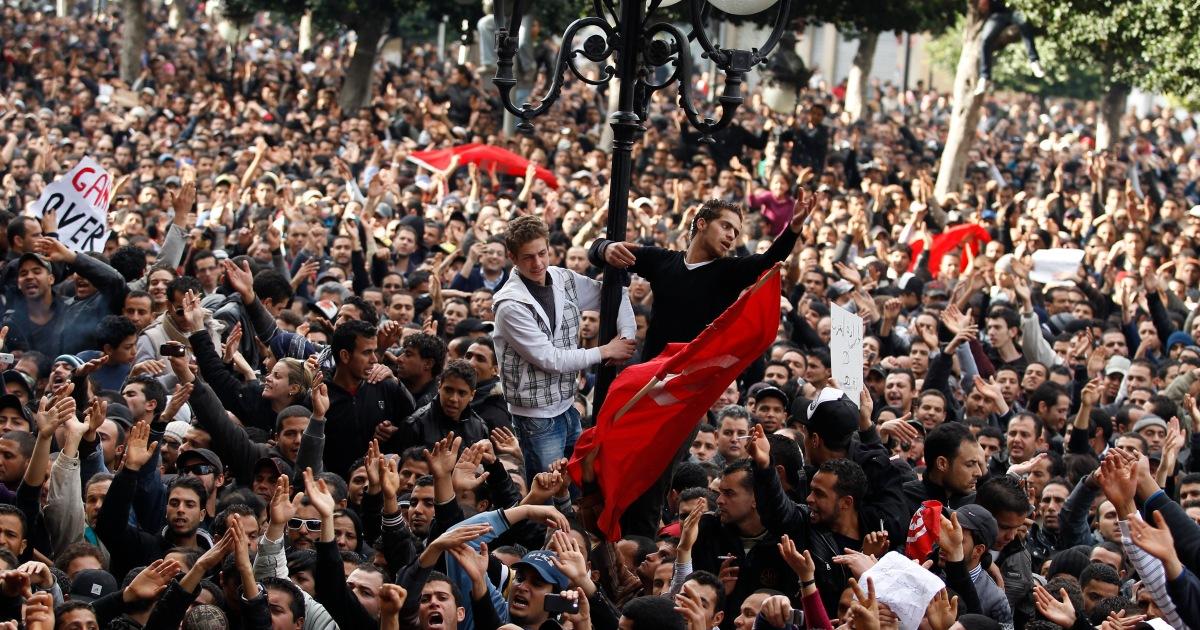 Remembering the day Tunisia's President Ben Ali fled